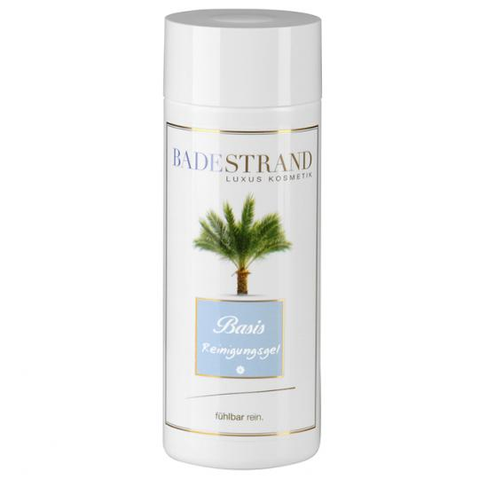 Bath gel cleansing gel for gentle removal of make-up and daily dirt by Badestrand