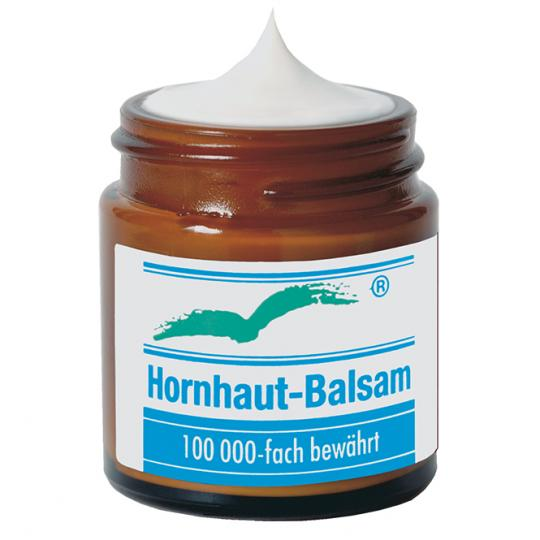 Corneal Balm against cornea on feet, hands, elbows and knees by Badestrand