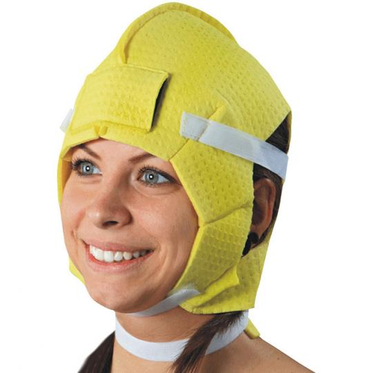 Electrode for Head, Forehead and Neck against Head Sweat - Accessories
