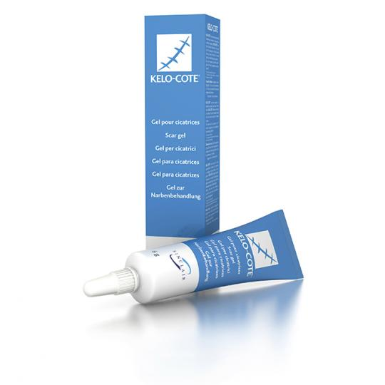 Silicone Gel Treatment against Scars by Kelo-cote®