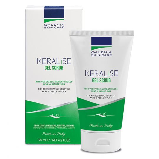 Galenia Skin Care® KERALISE Microgranular Exfoliating Gel Against Acne