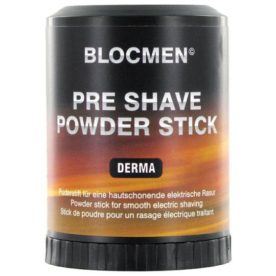 Pre-Shave Powder Stick BLOCMEN© Derma