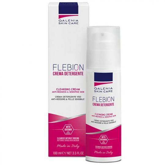 Galenia Skin Care® Microcirculation Cleansing Cream for Sensitive Skin