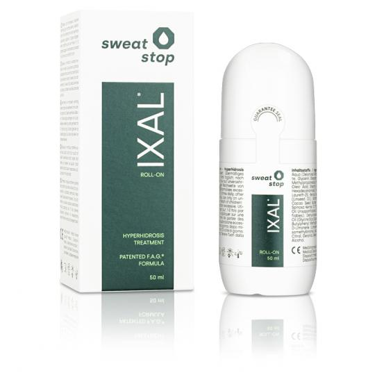 SweatStop® IXAL Roll-on for the Treatment of Axillary Hyperhidrosis